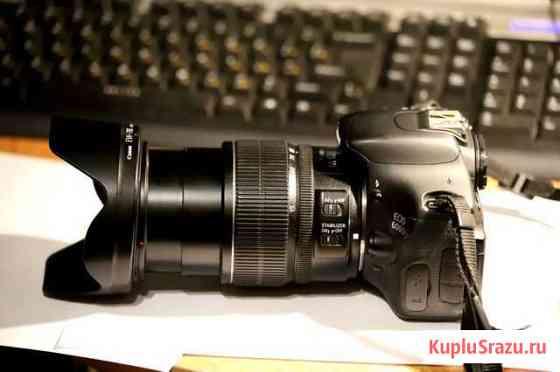 Canon 600D+15-85mm Красный Кут