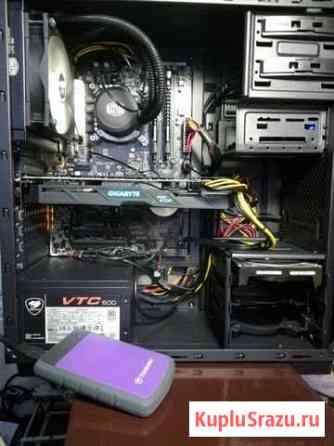 Мощный игровой компьютер Владикавказ