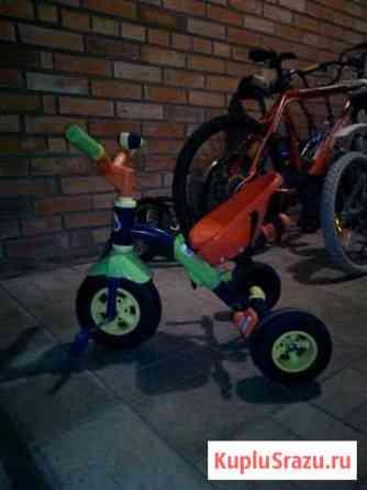 Велосипед детский Луковская