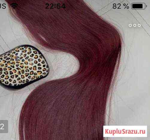 Волосы для наращивания Ногир