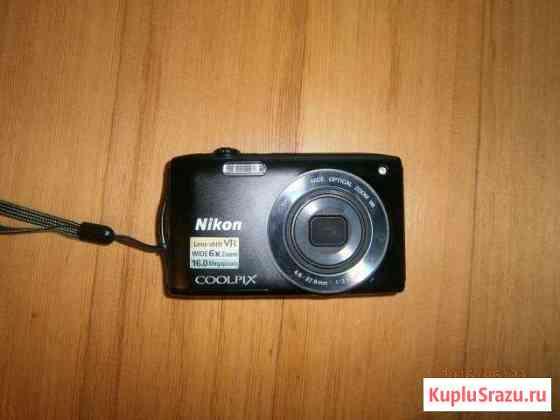 Nikon coolpix s3300 Кимры
