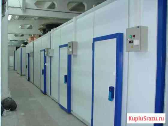 Холодильные камеры. бу. В наличии 150 штук Томск