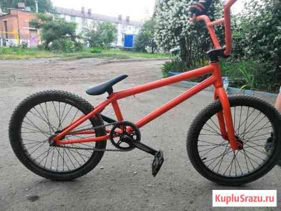 BMX Узловая