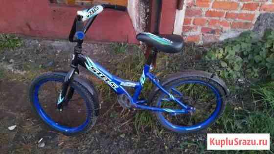 Детский велосипед Узловая