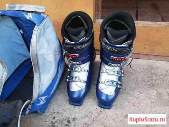 Лыжные ботинки(горные) Тула