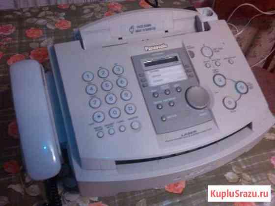 Факс лазерный Panasonic KX FL-503 Кимовск