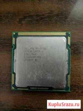 Intel i5-750 2,66 ггц LGA1156 Тула