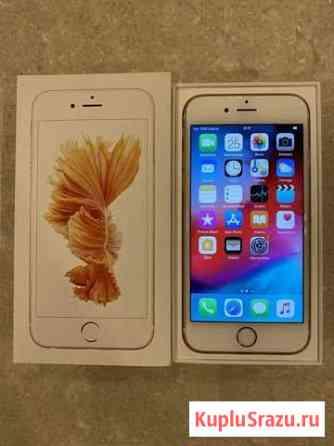Продается iPhone 6S, Rose Gold, 32GB Тобольск