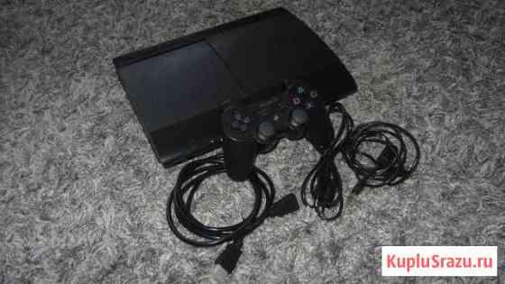 PlayStation 3 500gb 75 игр Тобольск