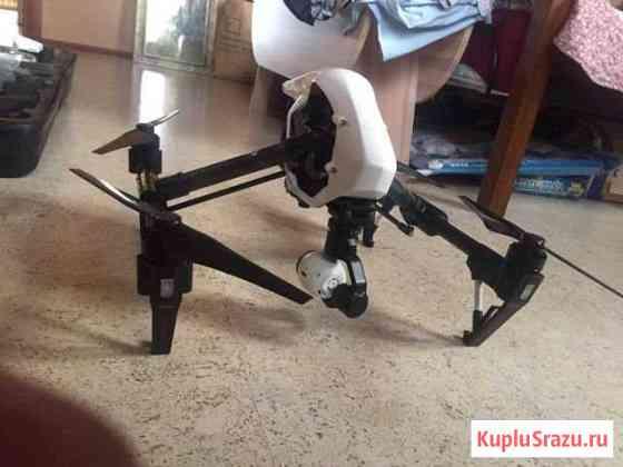 Квадракоптер DJI Inspire 1 2 пульта Тобольск