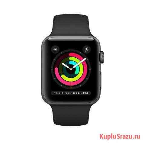 Новые Apple Watch Series 3 42mm Gray (PCT) Ижевск