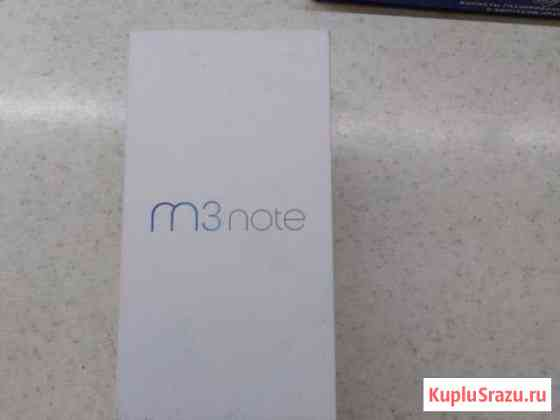 Meizu M3 Note 32 Gb Ижевск