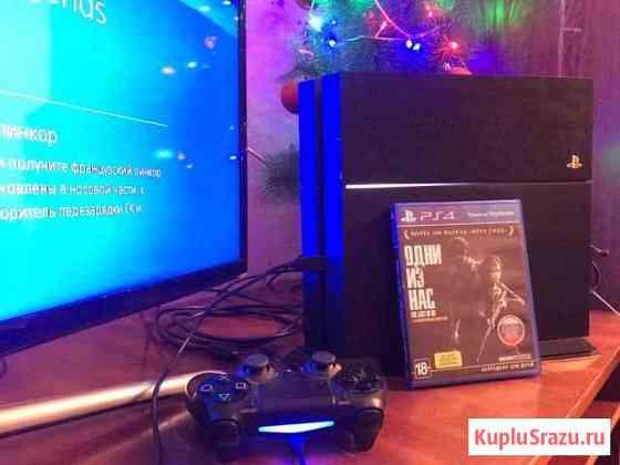 Sony PlayStation 4 с верт. подставкой Ижевск