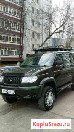 Багажник с лестницей на УАЗ Ульяновск