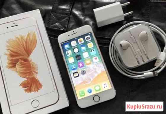 iPhone 6S 64Gb Rose Gold Ульяновск