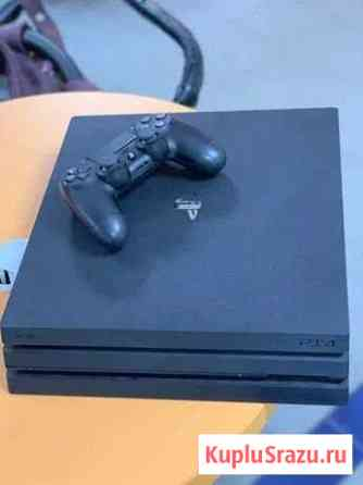 PlayStation 4 Pro 1TB Rus Black (CUH-7208B) Инза