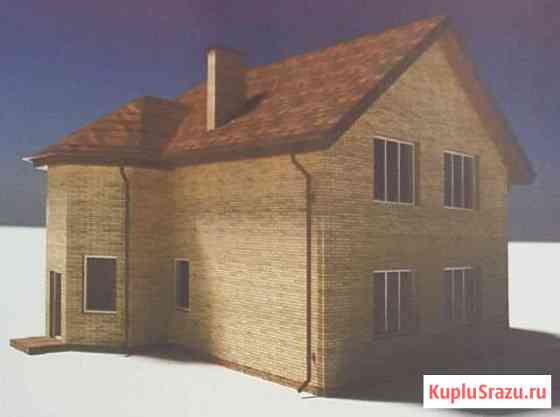 Проект дома Корфовский
