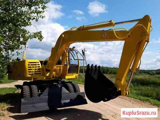Экскаватор пневмоколесный EW-1400 2011 года Рудня