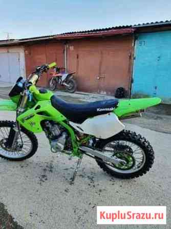 Мотоцикл эндуроkawasaki klx250 Пятигорск
