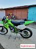 Мотоцикл эндуроkawasaki klx250