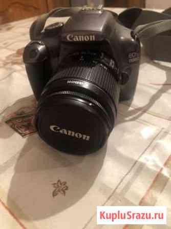Фотоаппарат canon 1100D Татарка