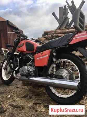Продам мотоцикл иж Юпитер 5,полностью в рабочем со Мучкапский