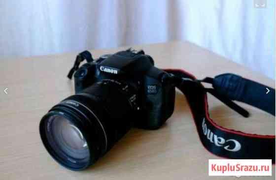 Canon 650D 18-135 STM Тамбов