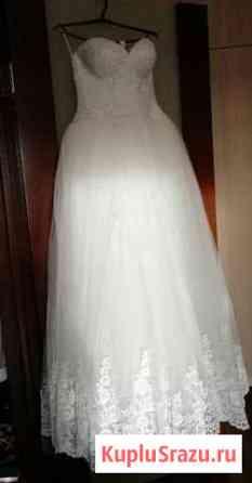 Свадебное платье Тверь