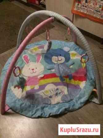 Детский развивающий коврик Торжок