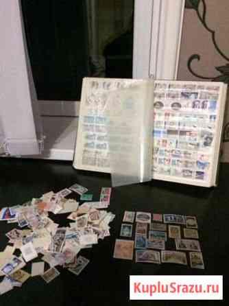 Колеция почтовых марок Старые Атаги