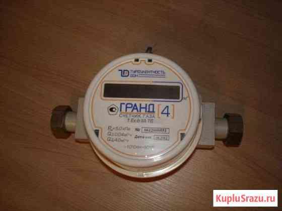 Счетчик газа Гранд-4 (4м3/ч) Алатырь
