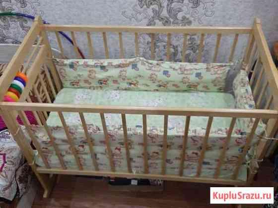 Кровать детский Новочебоксарск