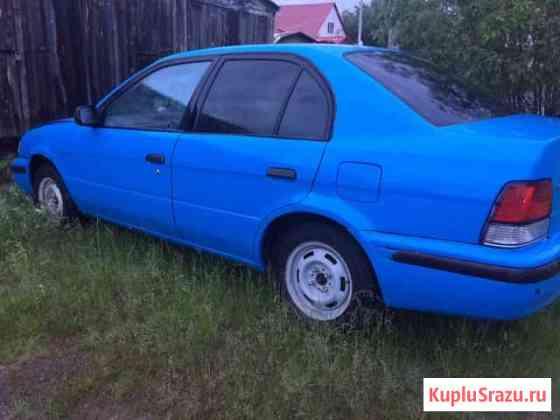 Toyota Tercel 1.5AT, 1998, битый, 250000км Салехард