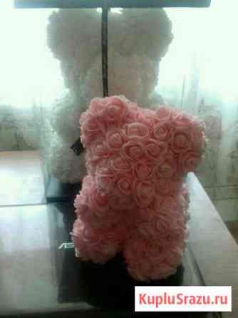 Мишка из роз Ноябрьск