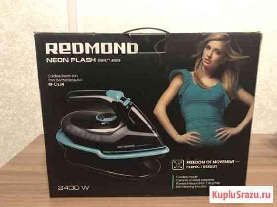 Продаётся беспроводной утюг redmond RI-C234 Муравленко