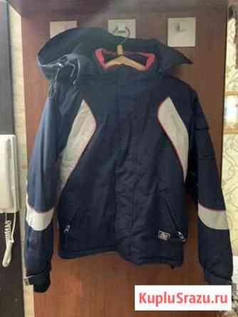 Куртка зимняя рост 134 мальчик Новый Уренгой