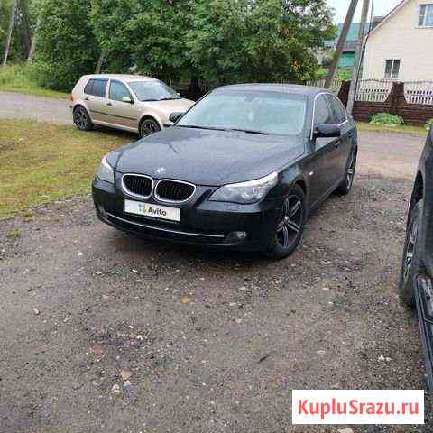 BMW 5 серия 2.0AT, 2010, 130000км Данилов