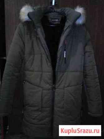 Зимняя куртка Переславль-Залесский