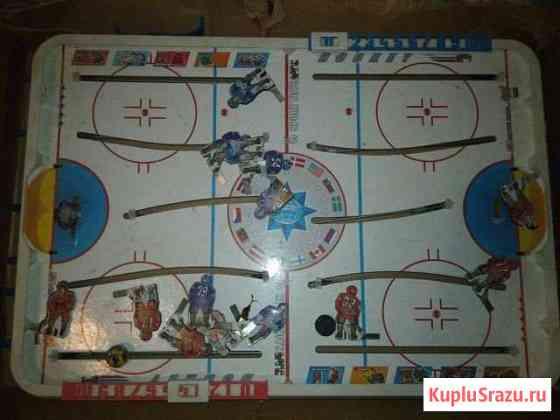Настольный хоккей Ярославль