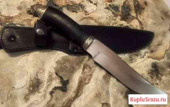 Нож Кованый Медведь Томск