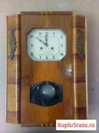 Часы настенные Дубовка