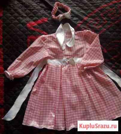 Платье Богородицк