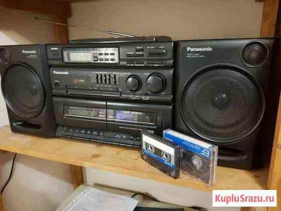 Panasonic RX-DT630 в отличном состоянии Новомосковск