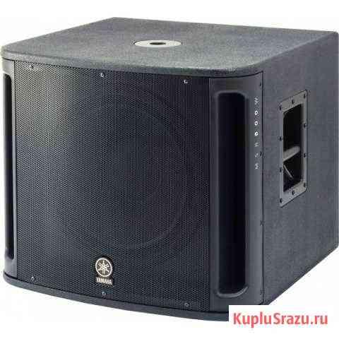 Сабвуфер yamaha MSR-800 новый, 15 Тула