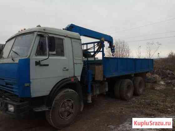 Манипулятор Камаз 53215 Тула