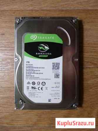 1 Tb 7200rpm Seagate Barracuda Тула