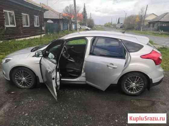 Ford Focus 1.6AMT, 2012, 181000км Ялуторовск