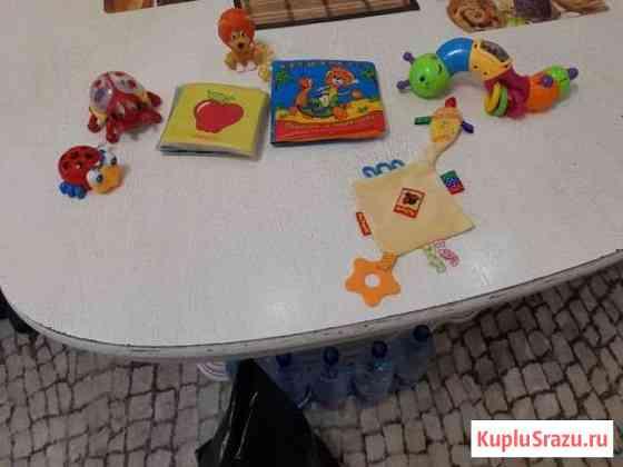 Развивающие игрушки Тюмень