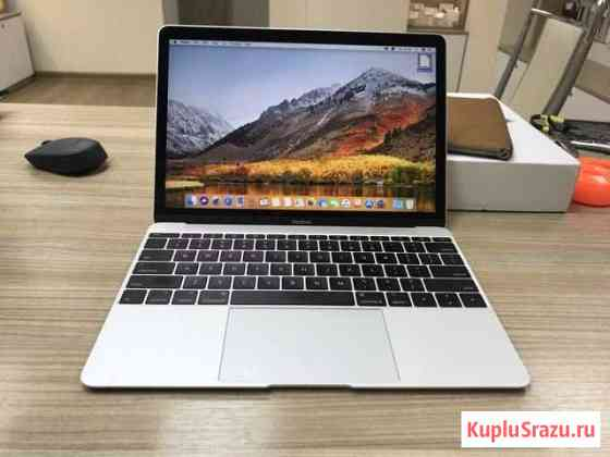 Macbook 12 2017 Silver Ижевск