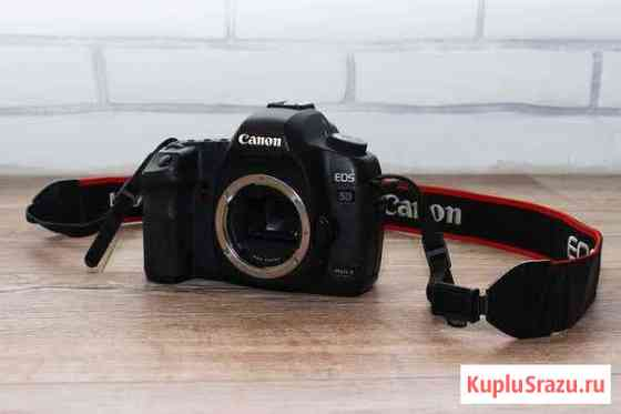 Canon 5D Mark II + Canon EF 50 mm f/1.8 STM Ижевск